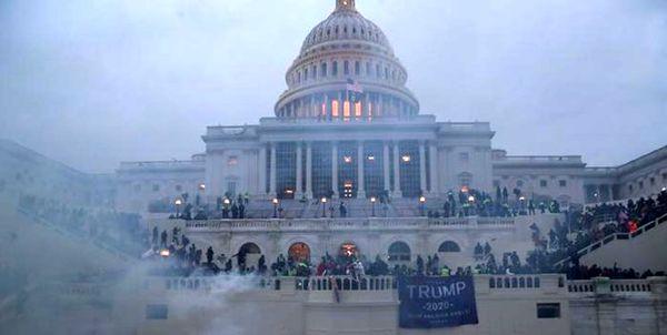 شکست اطلاعاتی آمریکا در حادثه حمله به کنگره