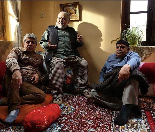 سریال جدید نادر سلیمانی و اکبر عبدی + عکس