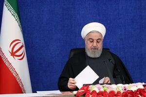 دستور روحانی درباره مصوبه اخیر شورای نگهبان