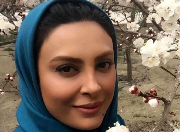 عکس بهاری حدیثه تهرانی