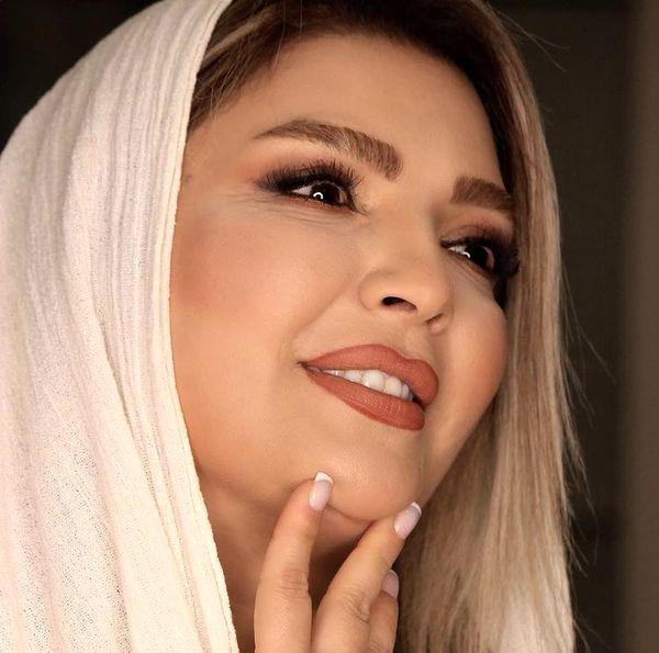 ظاهر ساده شهرزاد عبدالمجید + عکس