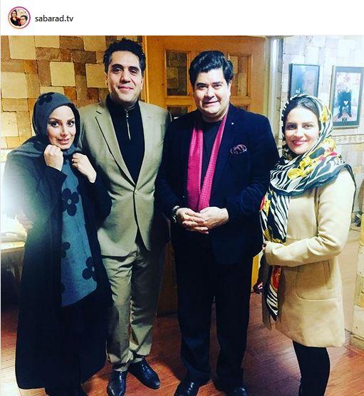 اینستاگرام :»خوانندههای مشهور ایرانی در کنار همسران هنرمندشان