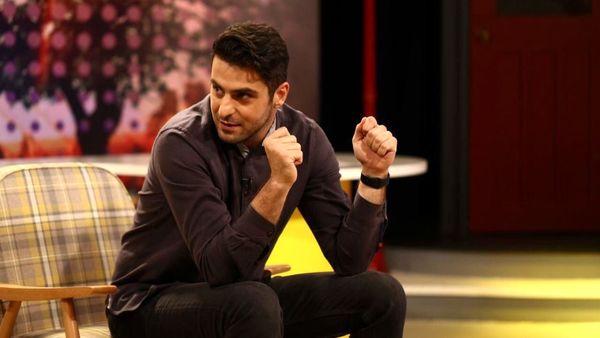 فیلم:: درخواست عجیب علی ضیا از ستاره تیم ملی روی آنتن زنده!