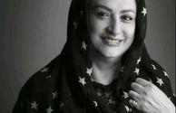عکس جالب از جوانی مریم امیر جلالی