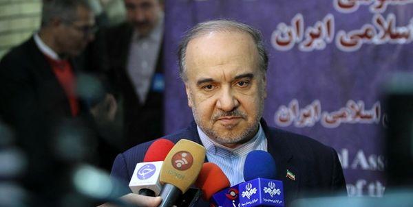 واکنش سلطانیفر به نامه فیفا برای عدم شرکت وزرا در مجمع فدراسیون