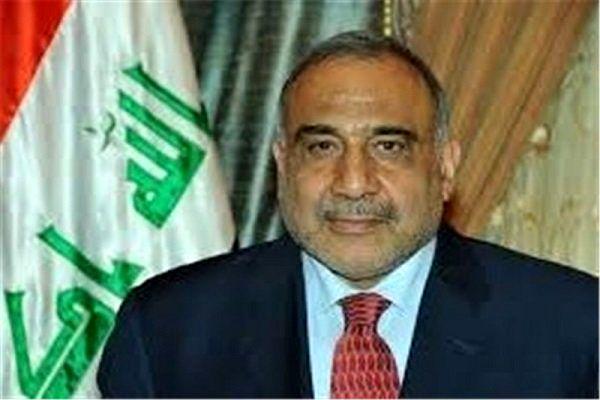 کابینه «عبدالمهدی» دو هفته دیگر به مجلس عراق معرفی میشود