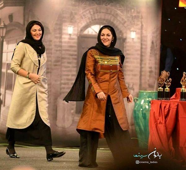 خواهران اسکندری در کنار هم+عکس