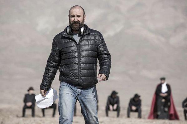مهران احمدی در کوهستان + عکس