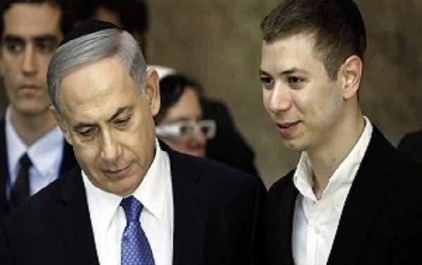 توهین پسر نتانیاهو به مجری زن کار دستش داد
