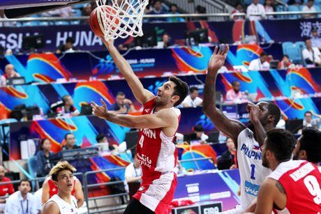 برنامههای تدارکاتی حریف ایران در انتخابی جامجهانی بسکتبال