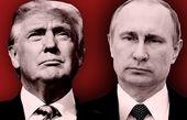 چشمک زدنهای پنهانی رئیس جمهور آمریکا به پوتین سورژه رسانهها شد+فیلم