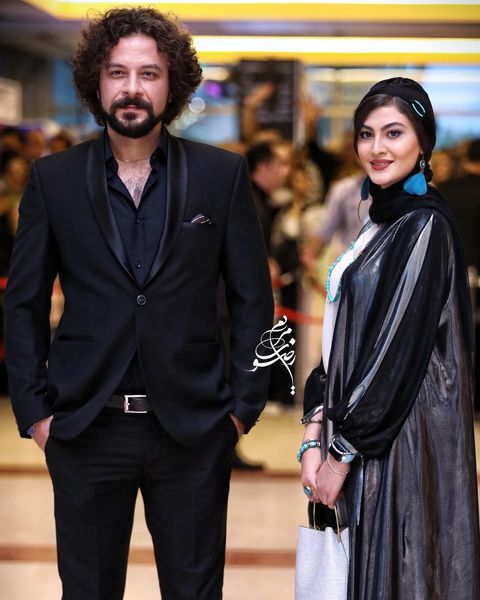 شازده و بانو در جشن حافظ+عکس