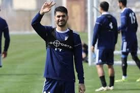 استارت علی کریمی با تیم ملی /عکس