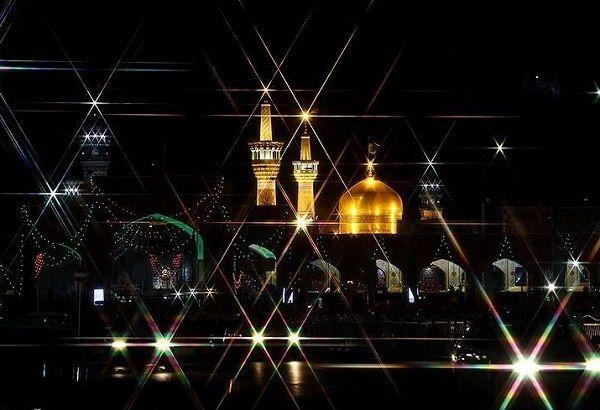 حال و هوای ولادت امام رضا (ع) در مشهد
