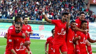 آخرین وضعیت واگذاری صدر نشین لیگ برتر