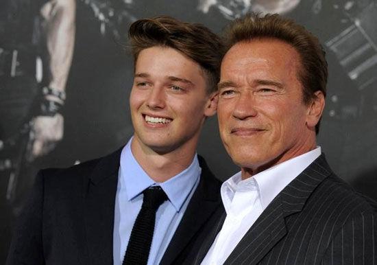 آرنولد رپر می شود