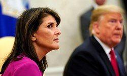 واکنش روسیه به کنارهگیری نماینده آمریکا در سازمان ملل