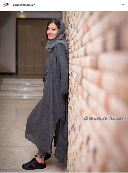 تیپ طوسی پردیس احمدیه در سرکوب+عکس