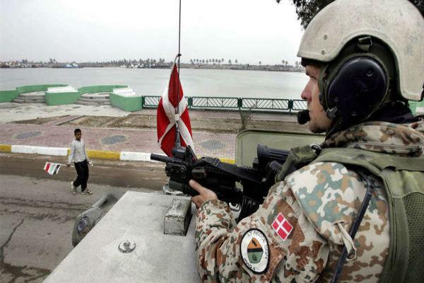 خروج نیروهای ویژه دانمارک از عراق