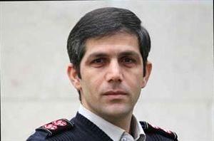 اعلام آمادگی آتش نشانی تهران به خاطر طوفان