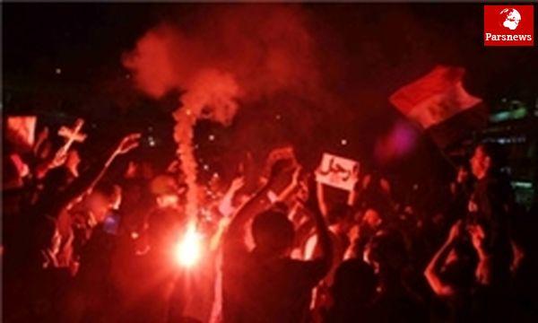 حمله به کاخ ریاست جمهوری مصرباکوکتل مولوتف