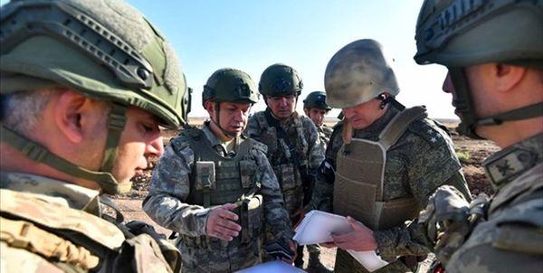 یگانهای مدافع سوریه باید نقاط مرزی سوریه را ترک کند