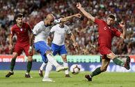 تیم ملی ایتالیا در مسیر قهرمانی دوباره+عکس