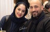 مارال بنی آدم و همسرش در یک مراسم + عکس