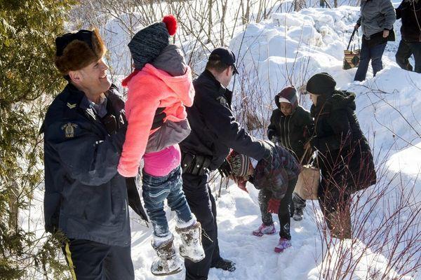 ترامپ آمریکایی ها را به کانادا فراری داده است