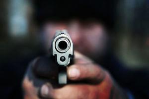 درگیری مسلحانه در خیابان جمهوری تهران