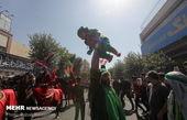کاروان بنی اسد در محله سرچشمه تهران