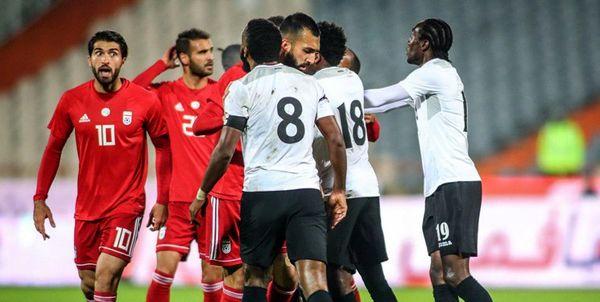 لارنس: بازی تیم ملی ایران  قابل توجه است
