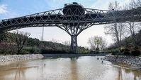 الزام شهرداری به اصلاح ساختاری پل طبیعت برای پیشگیری از خودکشی