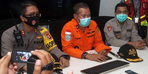 یافتن مکان سقوط هواپیمای بوئینگ اندونزیایی