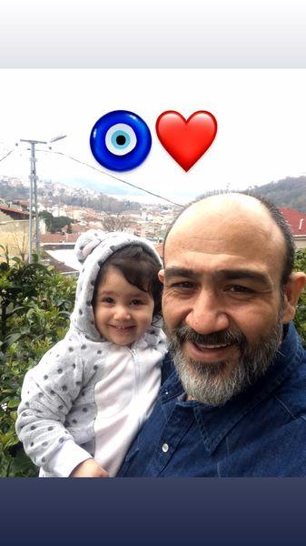 مهران غفوریان و هانا جانش + عکس