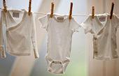 نکاتی برای شست و شوی لباس نوزاد