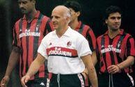 علی انصاریان در کنار سرمبری سابق تیم ملی ایتالیا+عکس