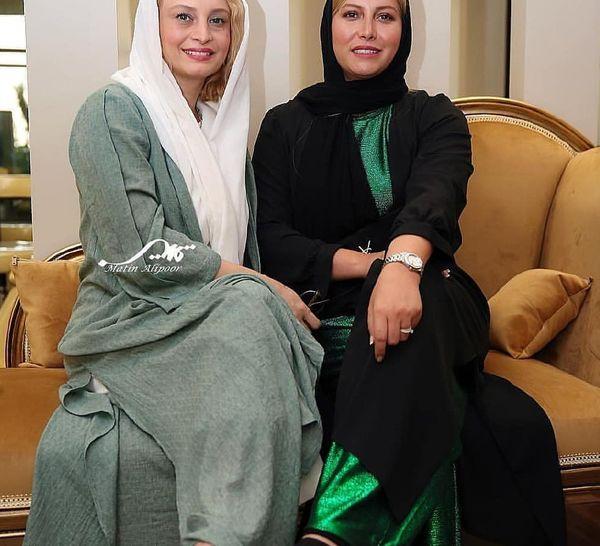 لباس مجلسی و برقی فریبا نادری+عکس