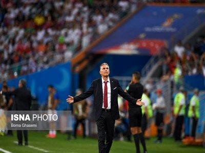 ۳۰ جنجال کیروش در فوتبال ایران