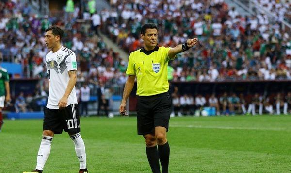 فغانی:انگیزه ای برای قضاوت در فینال جام ملت های آسیا ندارم