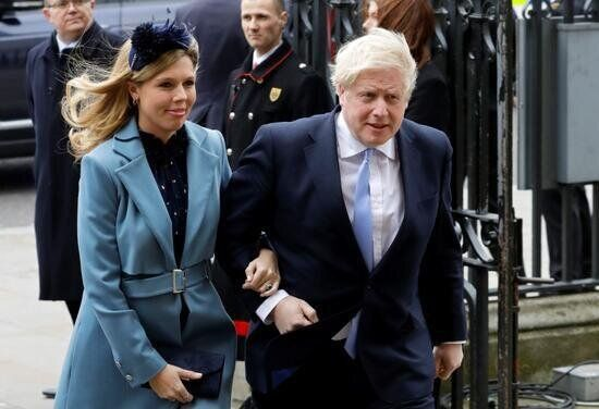 نخستوزیر انگلیس از همسر خود جدا شد
