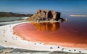 افزایش 300 کیلومتری مساحت دریاچه ارومیه