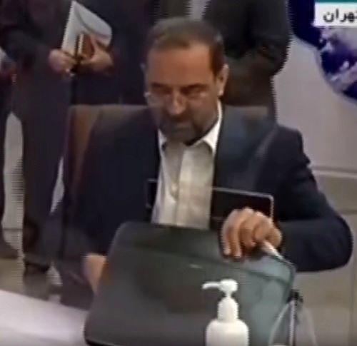 محمد عباسی به نفع آیتالله رئیسی انصراف داد