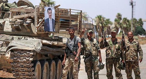 اسرائیل و اردن تحولات در جنوب غربی سوریه را زیر نظر گرفته اند