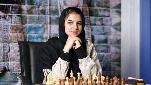 دختر طلایی شطرنج ایران: میلیاردی جایزه نگرفتم