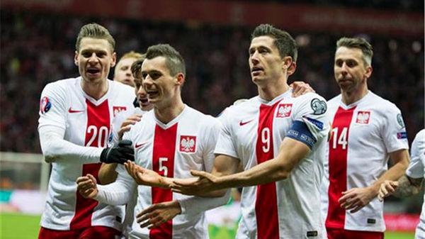 بررسی تیم ملی لهستان در جام جهانی 2018