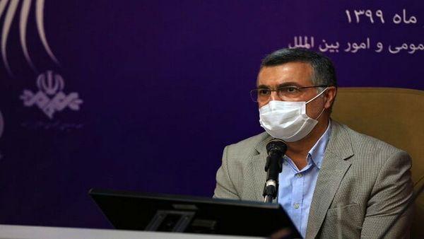 رئیس سازمان نظام پزشکی کرونا گرفت