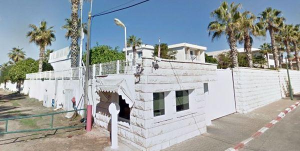 محل اقامت سفیر آمریکا در نزدیکی تلآویو فروخته شد