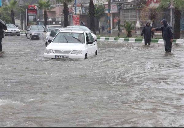 هشدار آبگرفتگی به ساکنان 5 استان