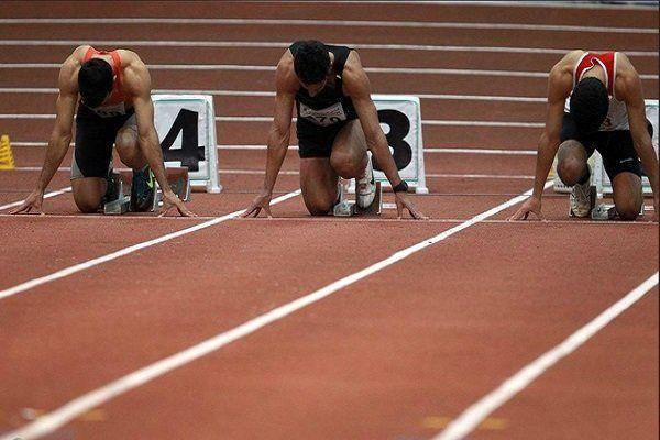 ۳ مدال نقره و برنز برای دوندگان ایران در ماده ۴۰۰ متر